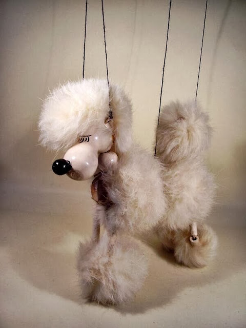 Poodle Pellham Puppet