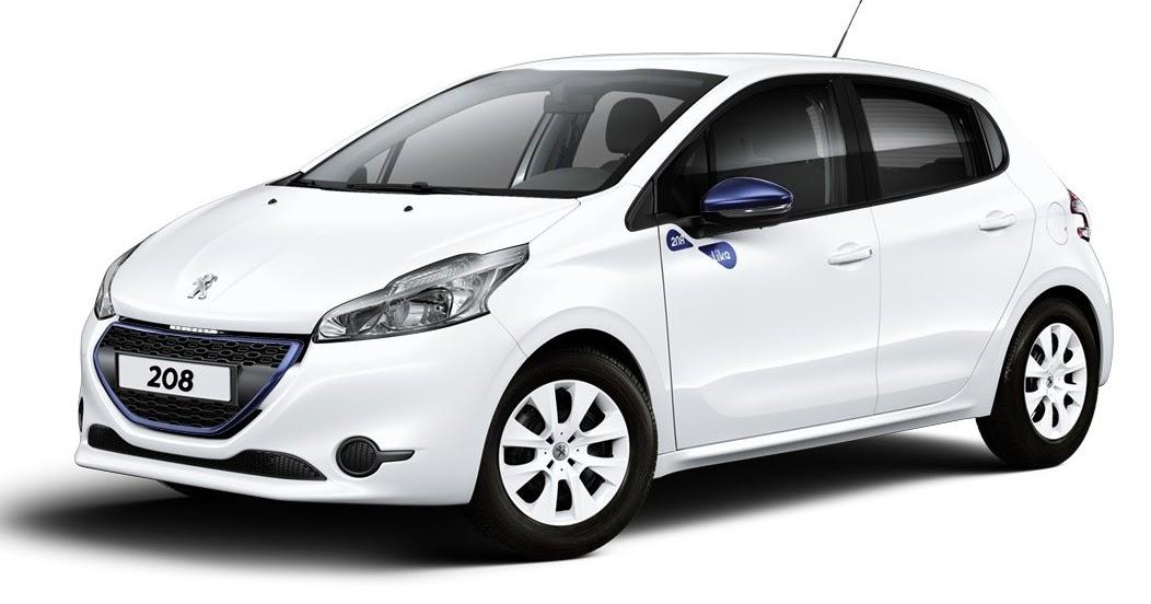 Lanzamiento peugeot 208 like autoblog uruguay - Peugeot 107 blanche 5 portes ...