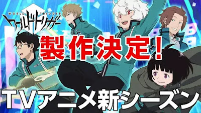 World Trigger ganha nova temporada