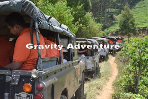 PAKET OUTBOUND OFFROAD PANGALENGAN GRAVITY ADVENTURE