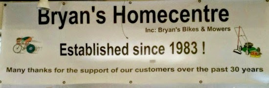 Image of Bryan's Homecentre by North Mymms News released under Creative Commons