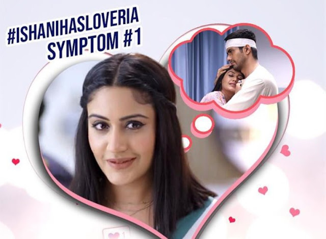 Lovestruck Dr. Ishani's symptoms are clearly visible in Sanjivani 2