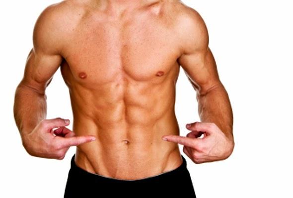 تمارين عضلات البطن لحرق الدهون