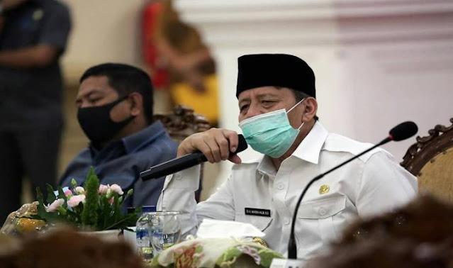 RS Sudah Penuh, Gubernur Banten Minta Masyarakat Jangan Sakit