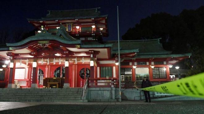 Santuário Xintoísmo Japão