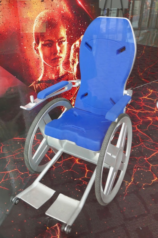 Professor X wheelchair X-Men Dark Phoenix