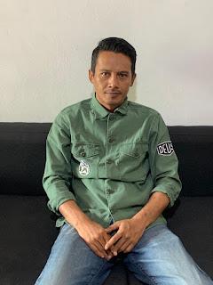 Joni Ahmad Cakades,Akan Prioritaskan  kelompok  millonial Untuk kemajuan Desa Persing
