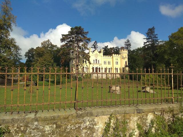 Pałac Prittwitzów - Myślibórz