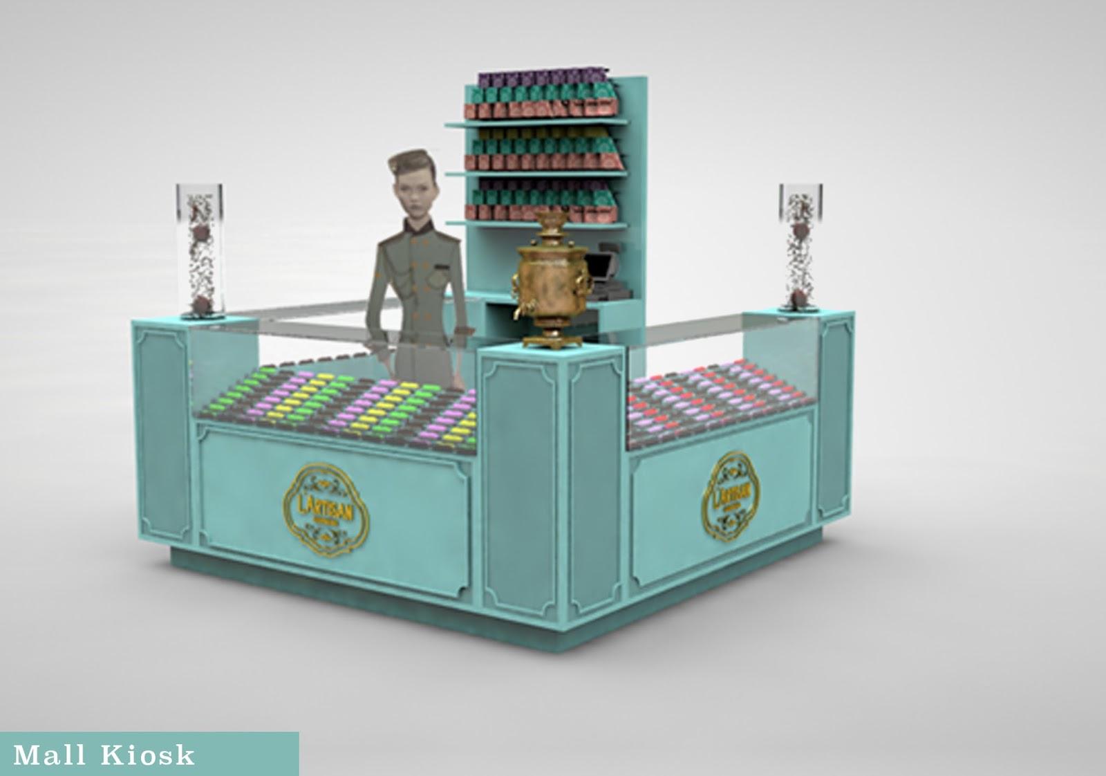 Candy Kiosk | Mall kiosk | Food Kiosk Manufacturer Ands Supplier In uae