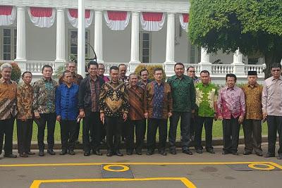 Kumpulkan 2.000 Rektor, Presiden Jokowi Ingin Kampus Bebas Paham Radikal