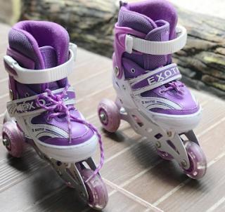 Tips Memilih Sepatu Roda Anak Paling Terbaik