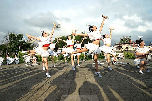 DSC02229 - 熱血採訪│2016首屆台中國際踩舞祭超夯登場,文華高中快閃高美濕地