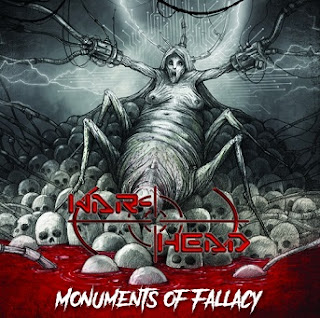 "Το τραγούδι των War-Head ""Apocalyptic Thunder"" από το album ""Monuments of Fallacy"""