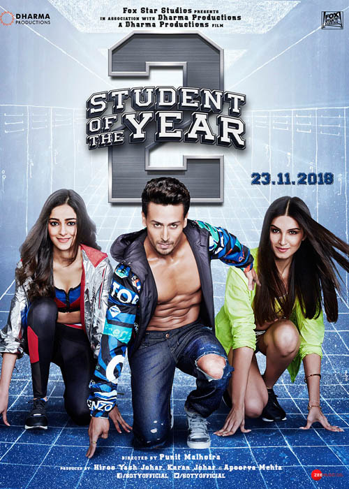 Student of the year 2 full movie download filmywap pagalworld