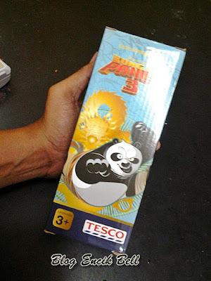 Koleksi Po & Geng Di Tesco Malaysia | Kung Fu Panda 3