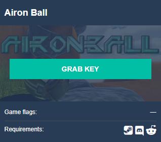 免費序號領取:Airon Ball