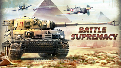 Battle Supremacy Mod Apk Obb
