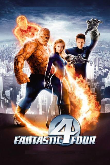Fantastic Four สี่พลังคนกายสิทธิ์ 1