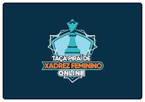 II Taça Piraí Xadrez Fem on-line