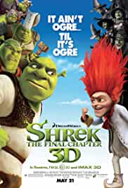 Shrek Forever After 2010 Hindi Dubbed 480p