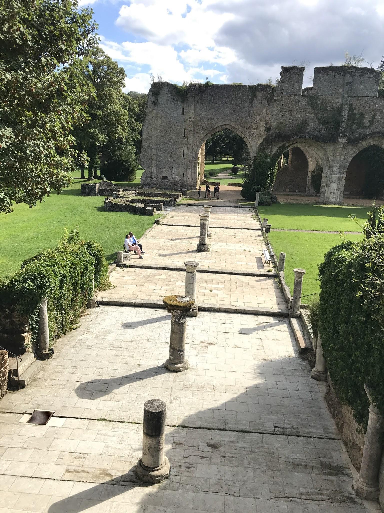 parc abbaye