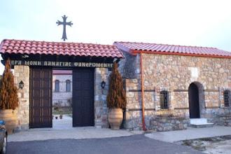 Εορτή της Κοιμήσεως της Αγίας Άννης στην Ιερά Μονή Παναγίας Φανερωμένης