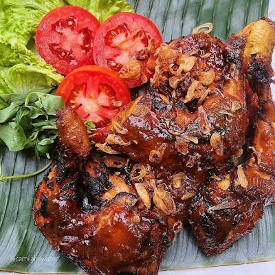 Resep Olahan Ayam - Ayam Bakar Solo