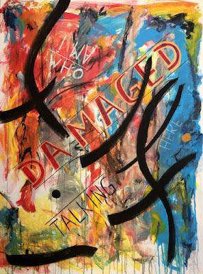 Oana-Singa-Who-Am-I-Talking-Here-2018-acrylic-on-canvas-48x36inches