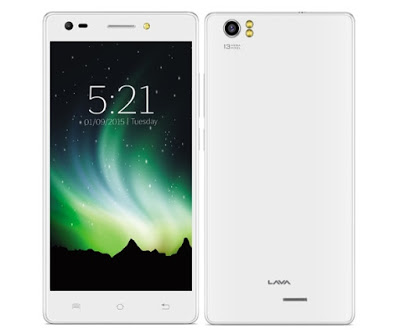 Lava Pixel V2 3GB Specification & Price