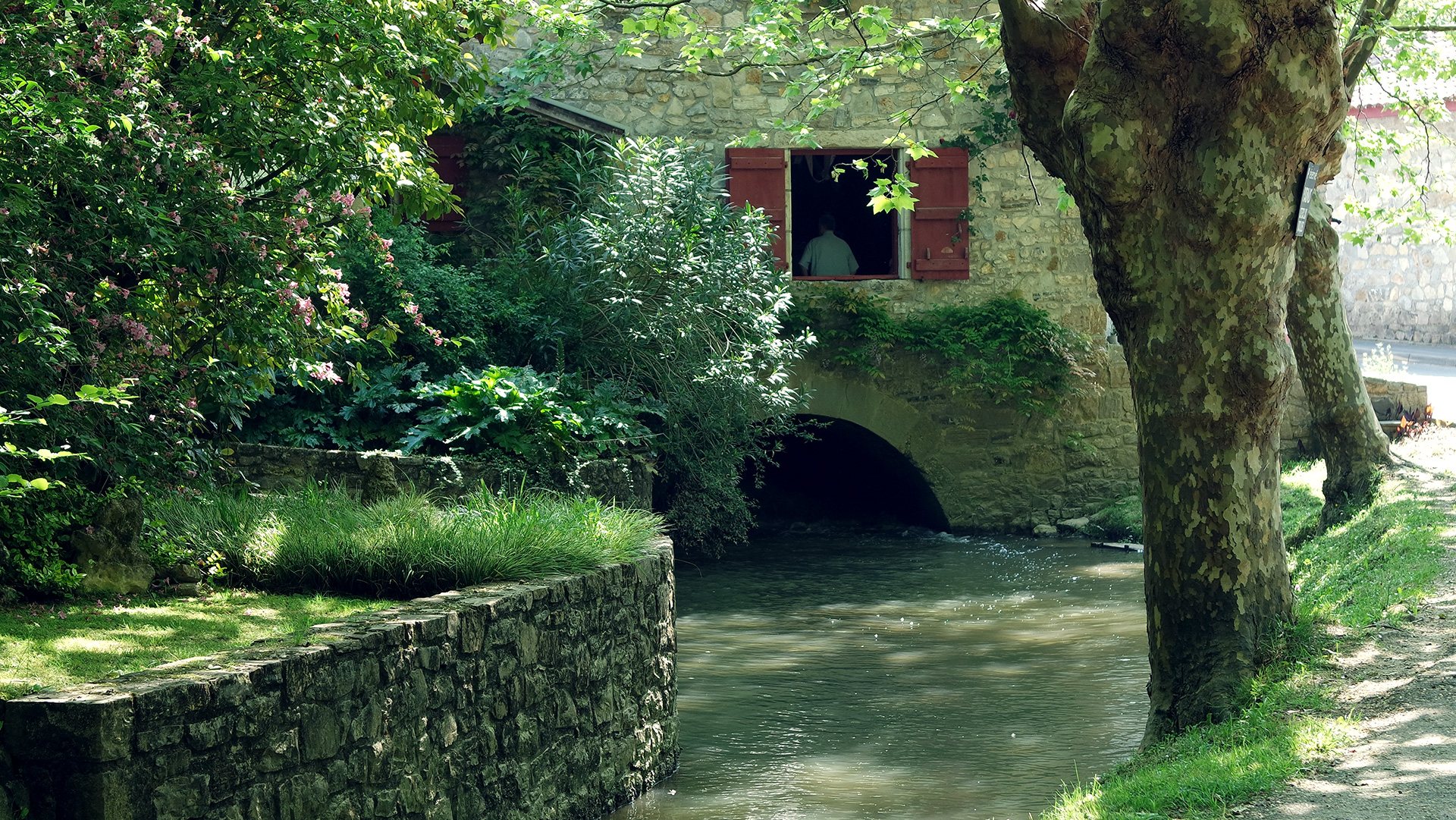 Le moulin de Bassilour