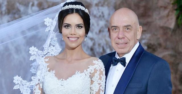 Renovação de votos Daniela Albuquerque e Amilcare