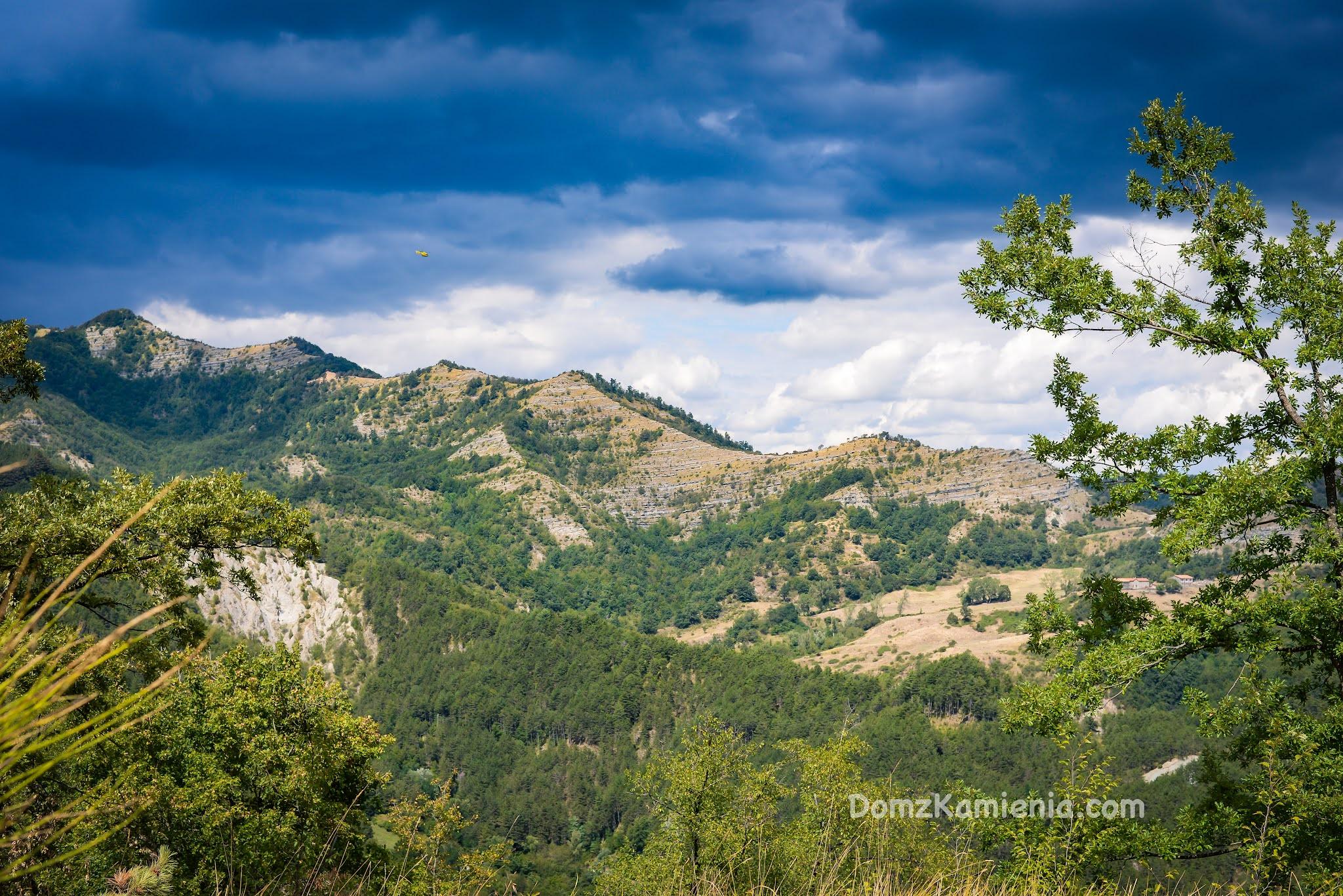 Trekking Apeniny Toskania Dom z Kamienia blog