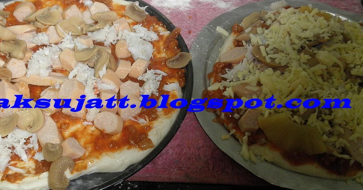 Resepi Doh Pizza Guna Bread Maker Copd Blog Q
