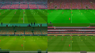 New Graphic Mod 4K For PES 2013 - Sweet Fix 2019