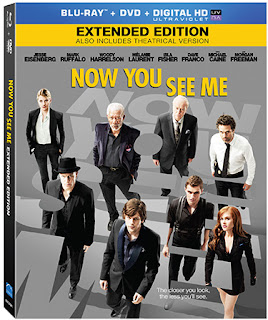 Blu-ray Review - Now You See Me: Extended Edition