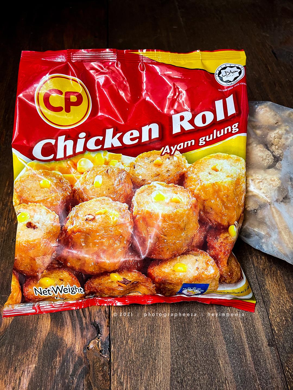 Ayam Gulung CP