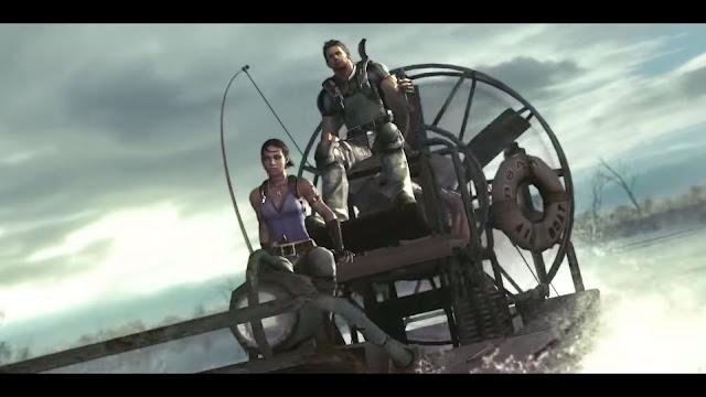 Resident Evil 5 Chris Redfield Sheva Alomar Dificultad