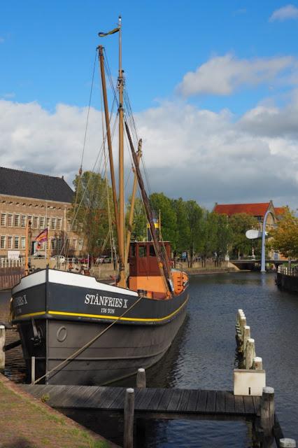Leeuwarden, Museumhaven