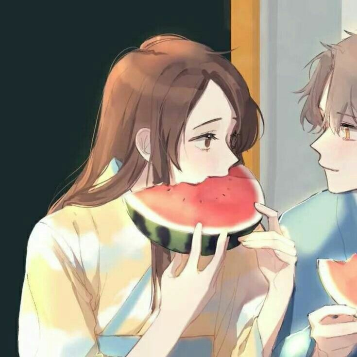 Kumpulan Gambar Anime Couple Keren + Romantis, Cocok Buat Foto Profil dan Unggulan 473