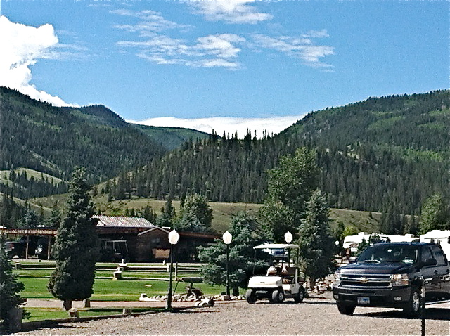 Travel With Whippets Final Days At Creede Colorado
