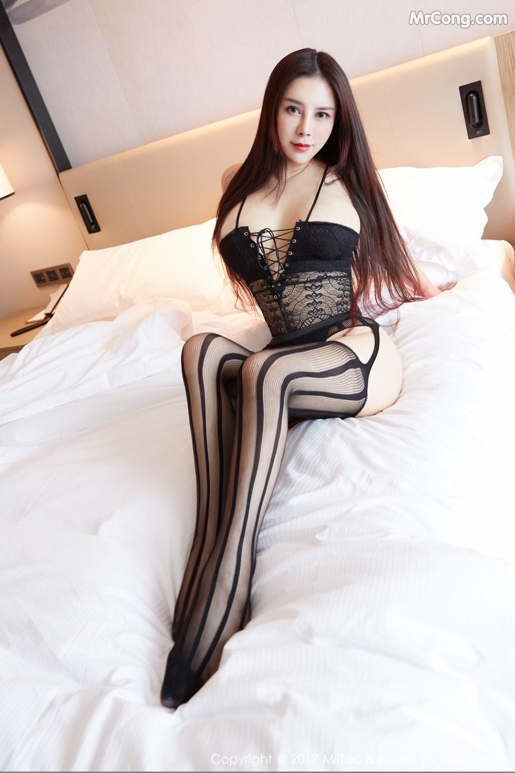 Image MiiTao-Vol.082-Xue-Qian-Xun-MrCong.com-025 in post MiiTao Vol.082: Người mẫu Xue Qian Xun (雪千寻) (51 ảnh)