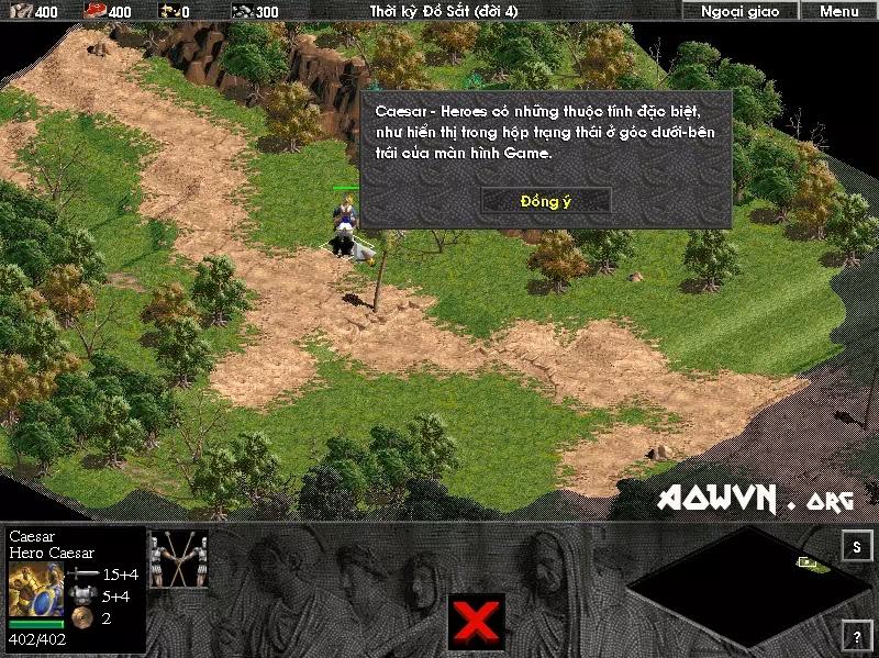 aoe de che remake tieng viet aowvn%2B%25284%2529 - [ Mới ] Game Đế Chế AOE 1 + 4k Việt Hóa | Age of Empires Definitive Edition - Trở về tuổi thơ