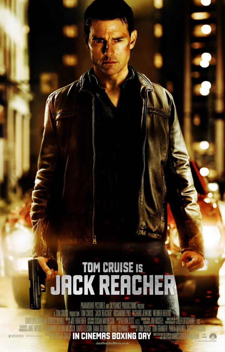 Jack Reacher 2013 - Full (HD)