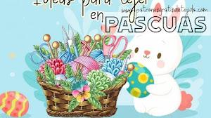 Qué tejer para Pascuas