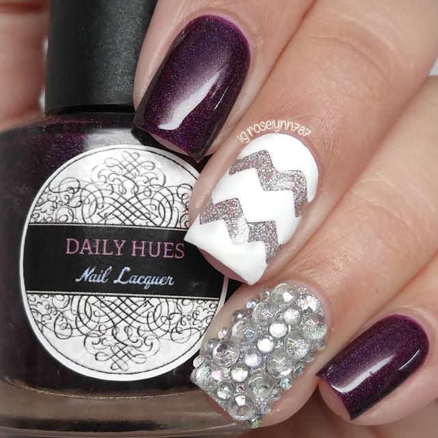 Lady Queen - Mixed Rhinestone Wheel