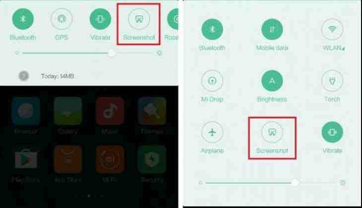 3 Cara gampang screen capture pada hp Xiaomi Mi A2