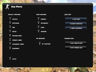 Cara membuka Semua senjata CS Xtreme V5 / V6