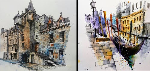 00-Ian-Fennelly-Urban-Sketches-Colorfully-Painted-www-designstack-co