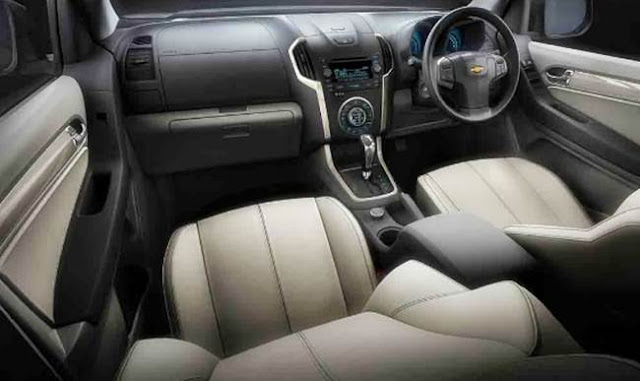 2018 Chevy Trailblazer Specs, Release, Price