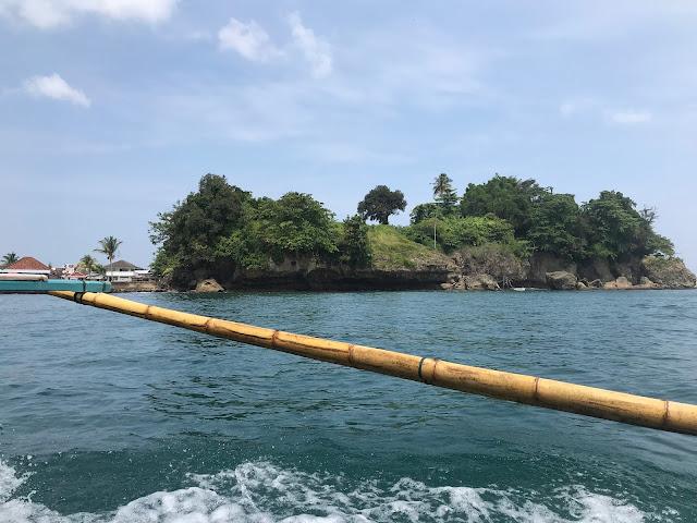 Pulau Pisang, Pesisir Barat, Lampung